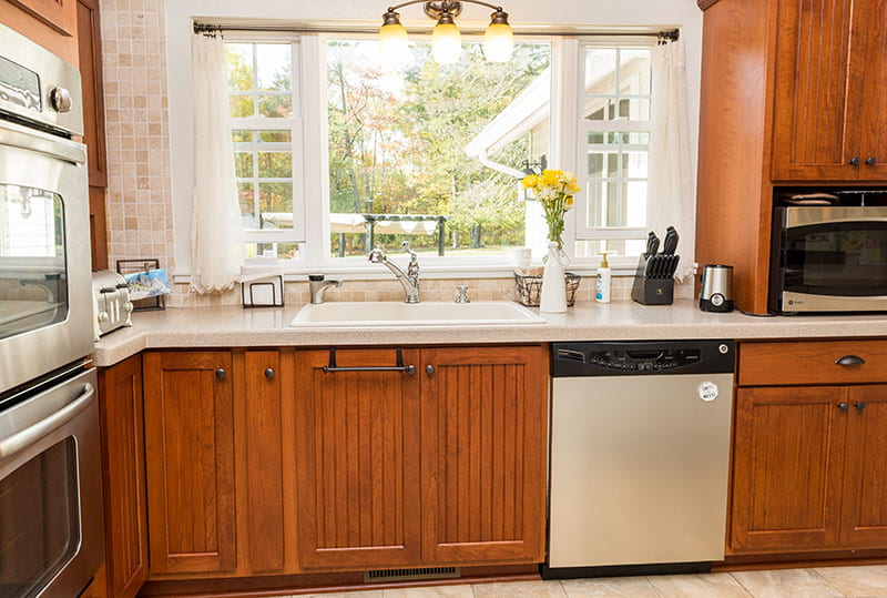 Cabinet Refacing is Eco-Friendly