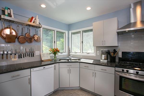 Kitchen Sink Area Storage