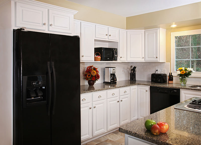 To Soffit Or Not To Soffit That Is The Kitchen Cabinet