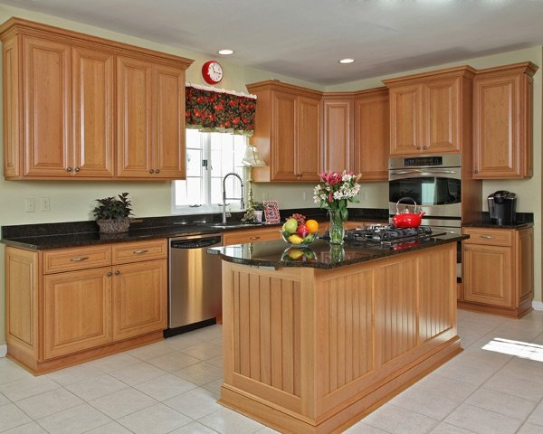 Wooden Hoods for a Traditional Kitchen Design
