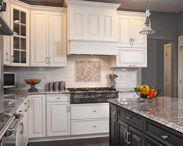 Mix and Match Kitchen Design