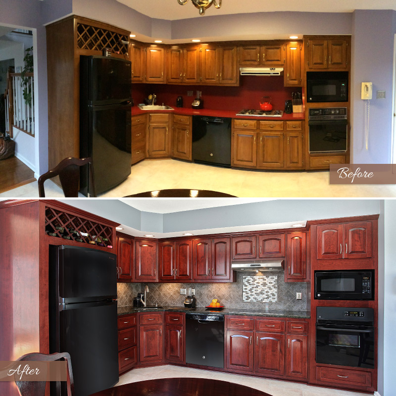 Building On The Existing Decor Is Key