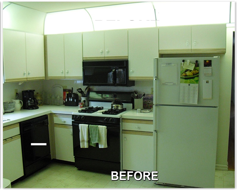 Replace Cabinet Doors Before