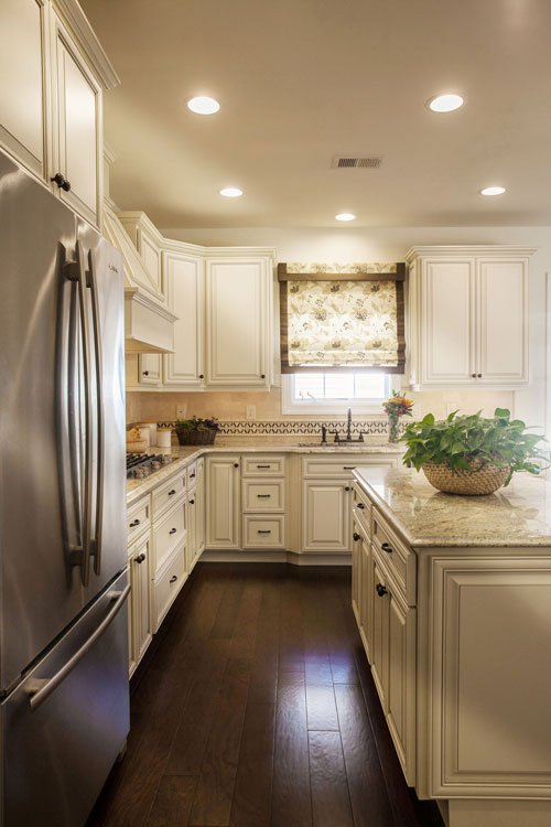 old white kitchen cabinets our top 5 antique white cabinet amp countertop pairings 3657