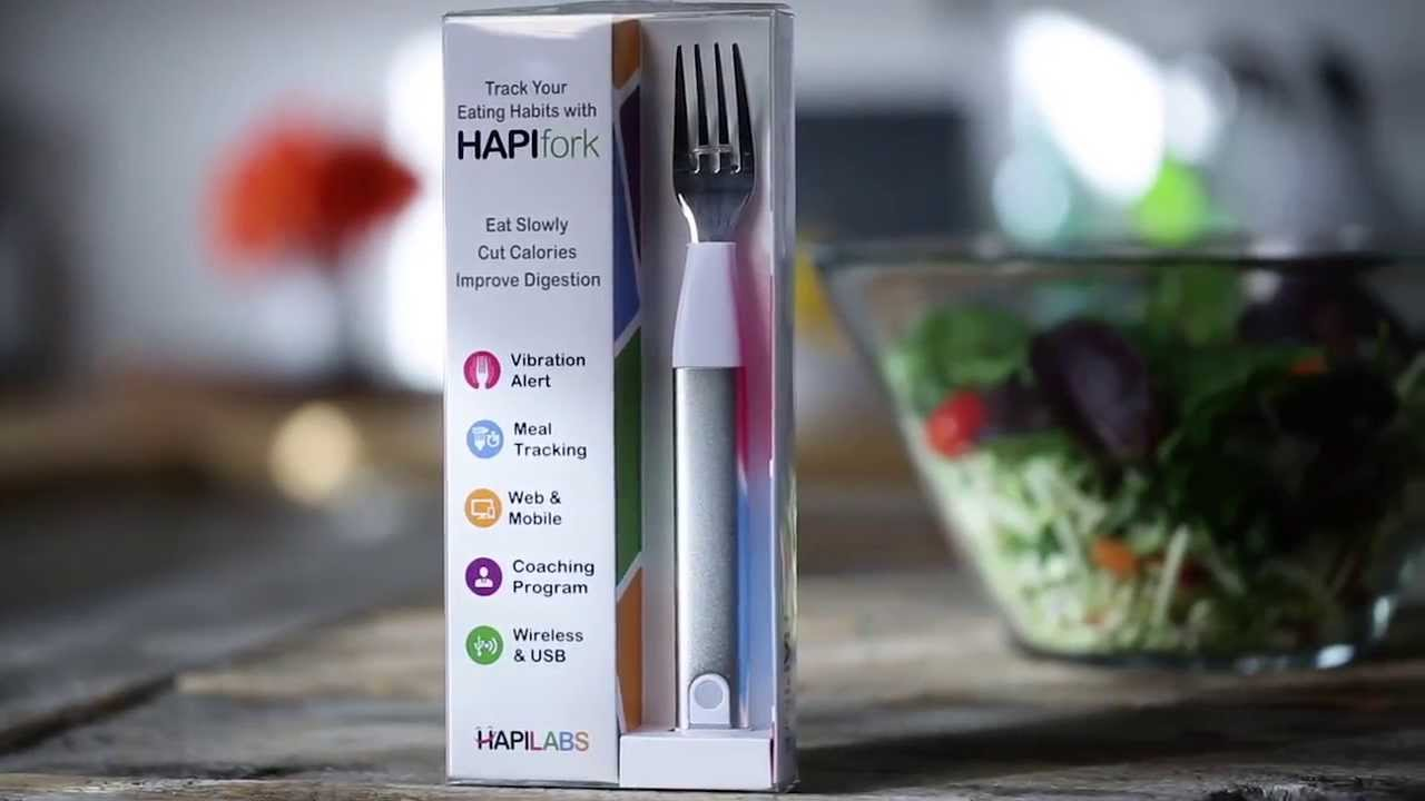 HAPIfork Kitchen Gadget